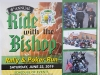 6th Annual Ride with the Bishop