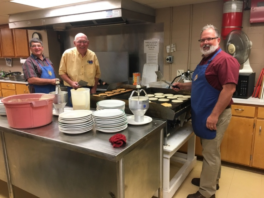 Hobbs Family Reunion - Pancake Breakfast